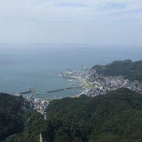 10月3連休は台風が来る前に東京湾フェリーで鋸山へ