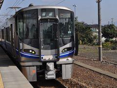 2014年10月近江鉄道の旅1(北陸本線で米原へ)