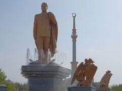 ユーラシア大陸横断【陸路】40-42日目 トルクメニスタン アシガバット(市内観光編)