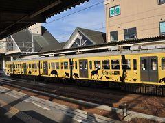 2014年10月近江鉄道の旅4(八日市駅から貴生川駅へ)
