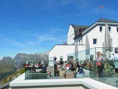 2014年スイス旅行(18)~ここは天国かぁ?と思えるたくさんの景勝地のひとつです。~Muottas Muragl