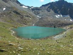 2014年スイス旅行(20)~あまり知られていない湖へ~Lej Muragl