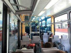 スイスパス8日間、列車の旅-5