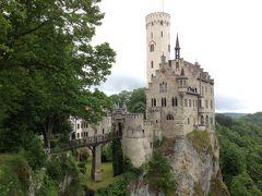 ドイツ城めぐりの旅 リヒテンシュタイン城編