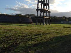 三内丸山遺跡と下北半島