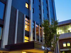 ホテルメッツ新潟 ぽんしゅルームに連泊 ☆地場産品と日本酒を楽しみ