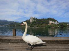 一人で行く!ベストシーズン東欧周遊7ヶ国2014(10日目ブレッド湖・リュブリャナ)