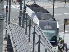 富山市の名物は低床式路面電車