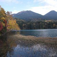 秋の道東♪美幌峠~屈斜路湖~摩周湖~神の子池~オンネトー~阿寒湖編