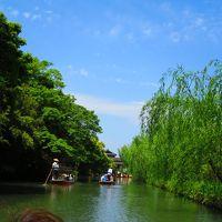 2014:GWたび・その2 初めまして福岡! のんびりと柳川の川下りを楽しんだら大宰府でもゆったり~