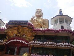 ダンブッラ(ダンブッラ石窟寺院)&シーギリヤ泊