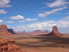 グランドサークルへの旅<7>岩の芸術 モニュメントバレー