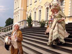 バルトのヴェルサイユ・ルンダーレ宮殿への行き方紹介 ~2014年夏 バルト4国+ポーランド・WWⅡと独立の軌跡5