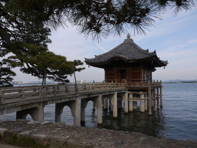 琵琶湖を一周することを「びわいち」って言うそうな。<br /><br />と言う事で、1泊2日なのでさくっとですが「びわいち」してきました☆
