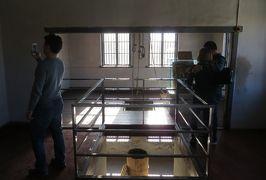 2014秋、中国旅行記24(9):10月16日(5):旅順、旅順刑務所、絞首台、203高地