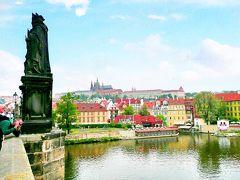 中欧の旅 #5 - プラハ歴史地区を終日、街歩き