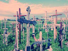 シャウレイから十字架の丘へ~フォトエフェクトで遊んじゃおう!~2014年夏 バルト4国+ポーランド・WWⅡと独立の軌跡6