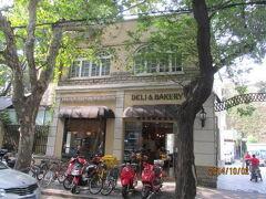 上海の汾陽路・貝可利珈琲面包店・安くて美味い