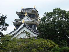 2014 吉備津神社、岡山城と後楽園を見る