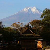 早朝の富士山を見たくなって 2014