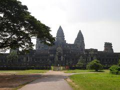2014カンボジア‐シェムリアップ旅行記③【アンコールワット】