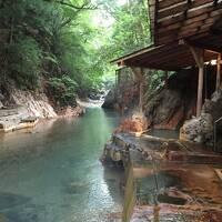 塩原温泉郷_Shiobara Onsen kyo  日本で最初に「温泉郷」と呼ばれた温泉地!箒川沿いに連なる11の温泉