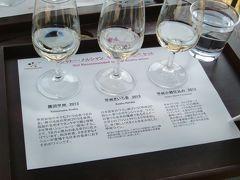 2014秋 勝沼: トンネルとブドウとワイン 山梨のワインの郷を堪能