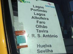 【ポルトガル南部~スペイン南部】3/7作目  ゜*・ラーゴス ⇒ セビーリャへ緊張の大移動編・* ゜
