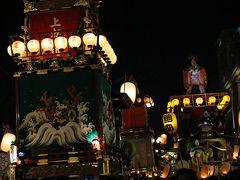 川越祭りにいってきました (2014年10月18日)