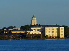 2014.9フィンランド・デンマーク旅行4-レストランロッソ,アレキサンダー劇場,カフェウルスラでビール!