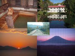 道南・道央(ニセコ他)を巡る温泉旅行