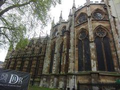 初ヨーロッパ!! ハリーポッターと王室に出会う旅 ロンドン6日間(3日目 ウエストミンスター寺院、ケンジントン宮殿、スタンフォードブリッジ)