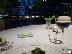 初秋の神戸 優雅なホテルスティ♪ Vol4(第1日目夜) ☆「La Suite Kobe」のフレンチ「Le Coueur」で優雅なディナー♪