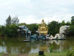 バンコクから1時間 ムアンボラン タイ全土のミニチュアテーマパーク