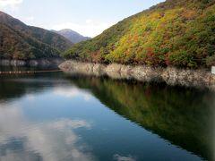 栃木県日光市湯西川温泉と三依地区の紅葉が見頃でした。その2
