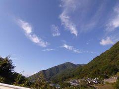 秋の扉温泉と別所温泉の旅♪ Vol3(第1日目午後) ☆松本からハイヤーで扉温泉へ♪
