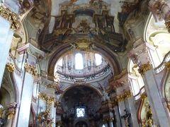 た~っぷり中欧の旅~忙しよくばり5か国周遊~【2014.9】<作成中> その11 プラハ 聖ミクラーシュ教会