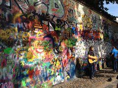 た~っぷり中欧の旅~忙しよくばり5か国周遊~【2014.9】<作成中> その12 プラハ ジョンレノンの壁
