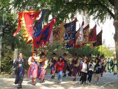 2014秋、韓国旅行記28(4):10月29日(3):ソウル、徳寿宮(トクスグン)、衛兵交代儀式