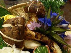 秋の扉温泉と別所温泉の旅♪ Vol16(第2日目夜) ☆別所温泉:「かしわや本店」の素晴らしい松茸料理を味わう♪