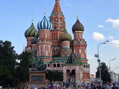 おじさんぽ・おばさんぽ ~本当はすごくいい国だったロシア旅~ Day1 (赤の広場で たまねぎ寺院に出会った)