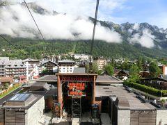 スイス旅行10日間-10モンブランは見えたの~