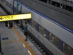 2014年10月関東鉄道旅行+韓国7(KTX号とITXセマウル号で大田往復)