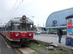 北ドイツ・ポーランド 路面電車&蒸気機関車の旅(6日目ポズナン)