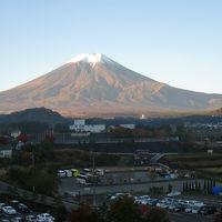 錦秋の富士山麓 世界遺産構成要素をめぐる旅
