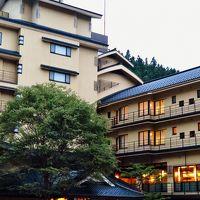 鶴岡 あつみ温泉 たちばなや 名旅館に一泊 ☆日本庭園・温泉の情趣にひたり