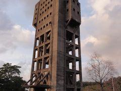 圧倒的な存在感を誇る旧志免鉱業竪坑櫓を見に行く