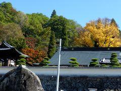 日本の神を覗く旅路・第2部記紀にお出ましにならない神々13諏訪大社05高島藩の菩提寺・温泉寺