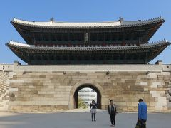 2014秋、韓国旅行記28(7):10月29日(6):ソウル、再建なった南大門、南大門市場、明洞へ