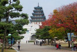 2014秋、韓国旅行記28(15):10月30日(4):ソウル、仁寺洞(インサドン)、韓国国立民俗博物館